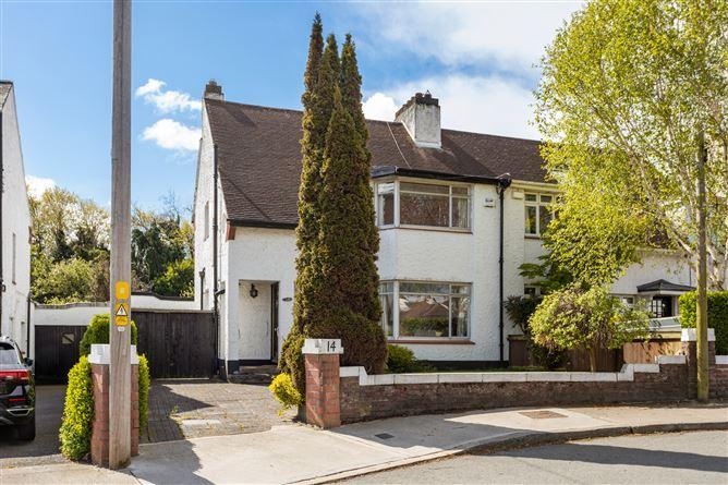 Main image for 14 Trees Road Lower, Mount Merrion, Blackrock, Dublin, A94 C1X2