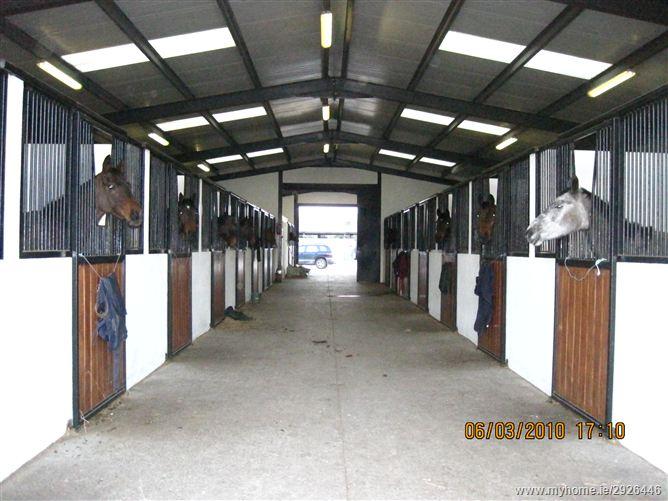 Scortheen Equestrain Centre, Borris, Borris, Carlow