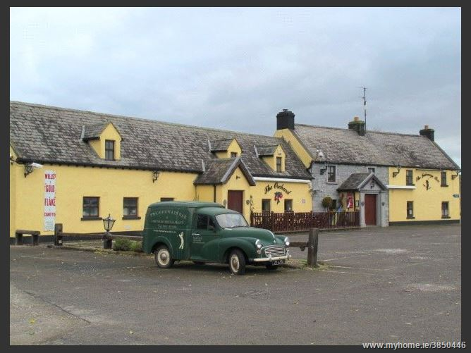 The Fairways Bar & Restaurant, Kilruane, Nenagh, Co. Tipperary, E45K462
