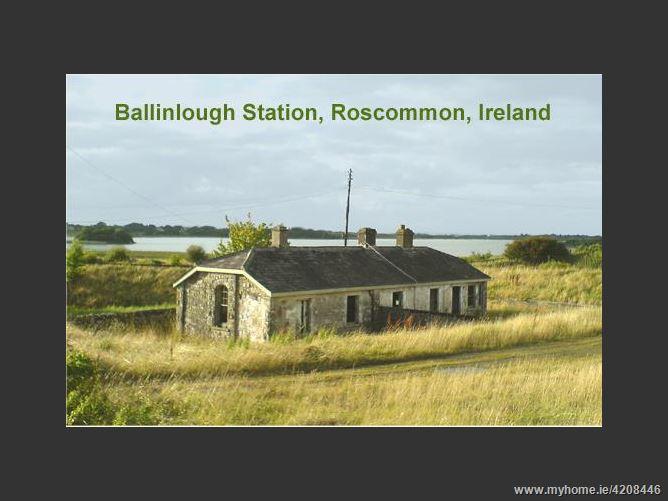 Ballinlough Station, Ballinlough, Roscommon
