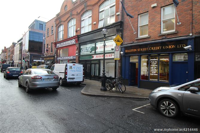 146, Capel Street, Dublin 1