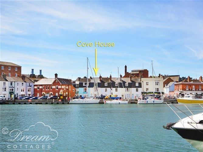 Main image for Cove House, BREWERS QUAY HARBOUR, United Kingdom