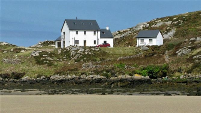 Main image for Rottytoy Beach House - Bunbeg, Donegal