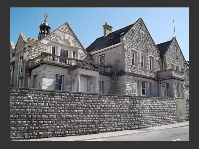 Main image for The Old Portland Courthouse, FORTUNESWELL, United Kingdom