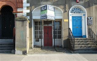 12A Roden Place, Dundalk, Co. Louth. Town Centre Ground Floor Office
