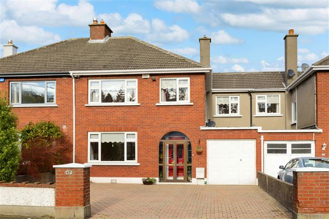 Main image for 17 Cypress Grove North,Templeogue,Dublin 6W,D6W C662
