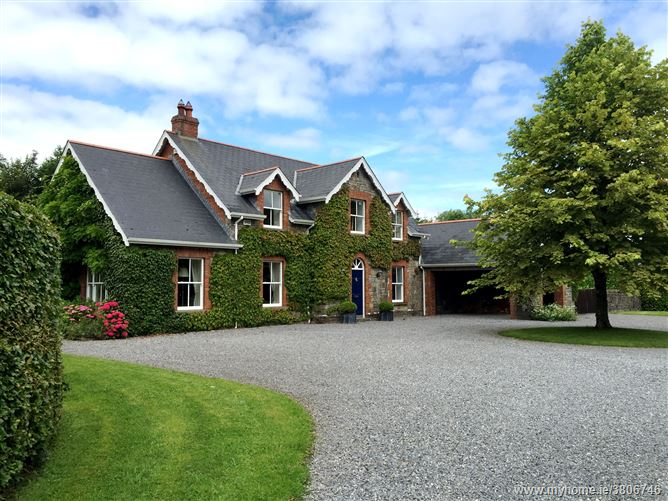 Brenagh Lodge, Walshestown, Mullingar, Co. Westmeath on 5 Acres