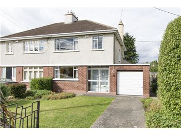 5 Woodbine Avenue, Booterstown, Co. Dublin