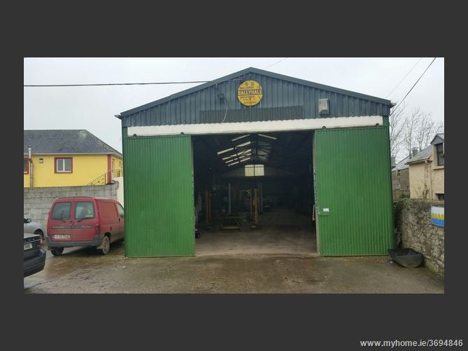 Power's Garage, Main Street, Ballyhale, Kilkenny