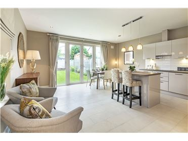 Main image for Four Bedroom Family Homes, Castlechurch, Newcastle, Co Dublin