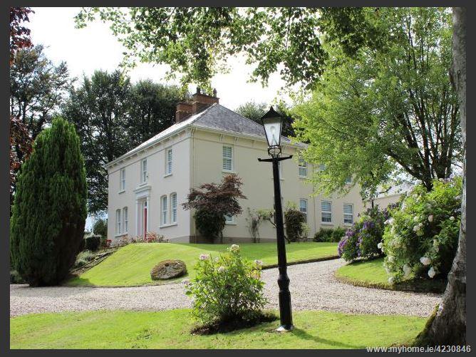Gort Manse, Raymoghy, Manorcunningham, Donegal
