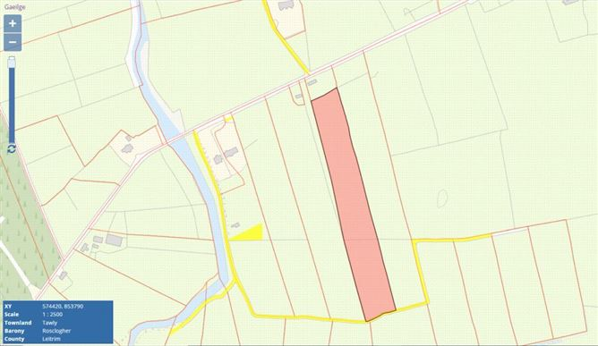 Main image for Tawley, Castlegal, Tullaghan, Leitrim
