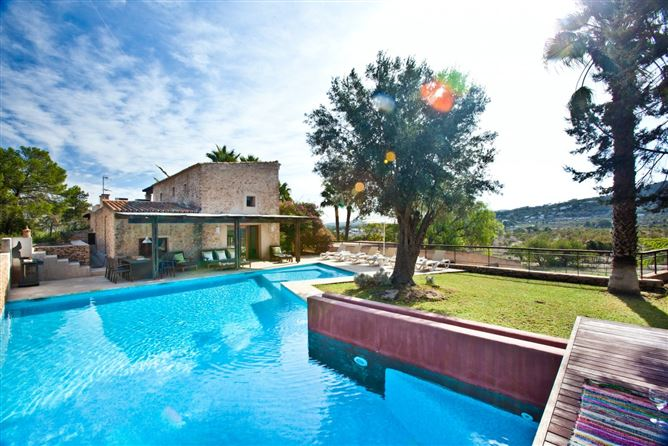 Main image for Pergola Under The Pines,Ibiza,Balearic Islands,Spain