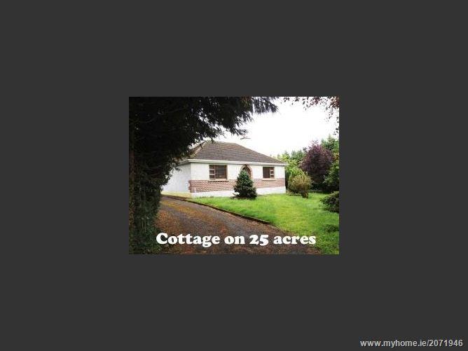 Knocknagilla new inns ballyjamesduff co cavan dng o for Modern homes ballyjamesduff