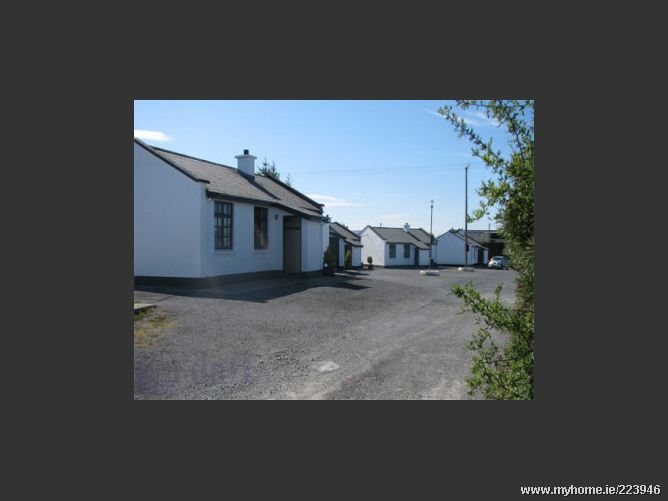 Park Lodge cottages, Spidal, galway