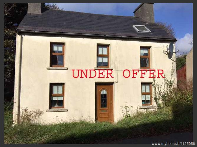 Rerrin Village, Bere Island, Beara, West Cork