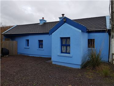 Photo of Ref 756 - The Blue Cottage, Kilkeaveragh, Portmagee, Kerry