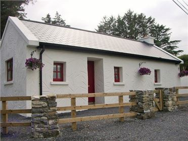 Photo of 'Katie's Cottage', Gannough's, Letterfrack, Co. Galway