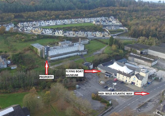 Main image for Former St. Senan's Hospital, Foynes, Limerick