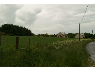 Two half acre sites for sale at Midcut, Drumkeen, Co. Donegal