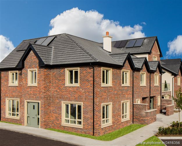 Photo of Hayfield, Straffan Road, Maynooth, Co. Kildare - 4 bedroom townhouse