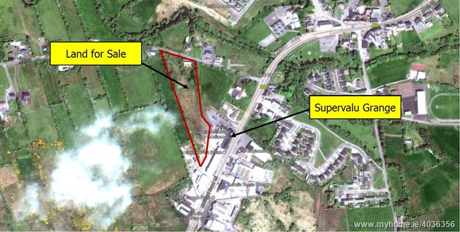 Photo of Land at Cloontyprucklish, Grange, Sligo