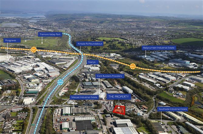 Main image for Westlink Service Station & Ancillary Commercial Units, Lower Pouladuff Road, Togher, Co. Cork