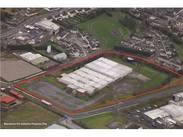 Photo of Former Bose Facility, Carrickmacross Industrial Estate, Castleblayney Road, Carrickmacross, Monaghan