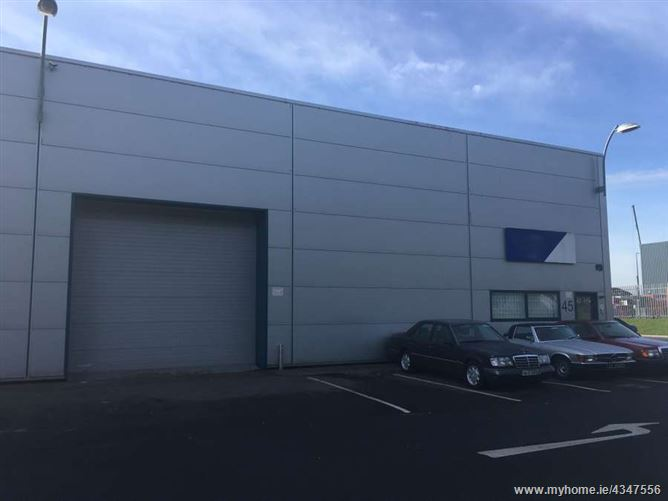 Main image for Unit 45, Block 3, Port Tunnel Business Park, Clonshaugh