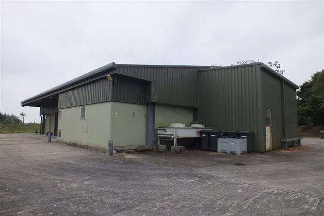 Main image for Industrial Unit at Murrintown, Co. Wexford