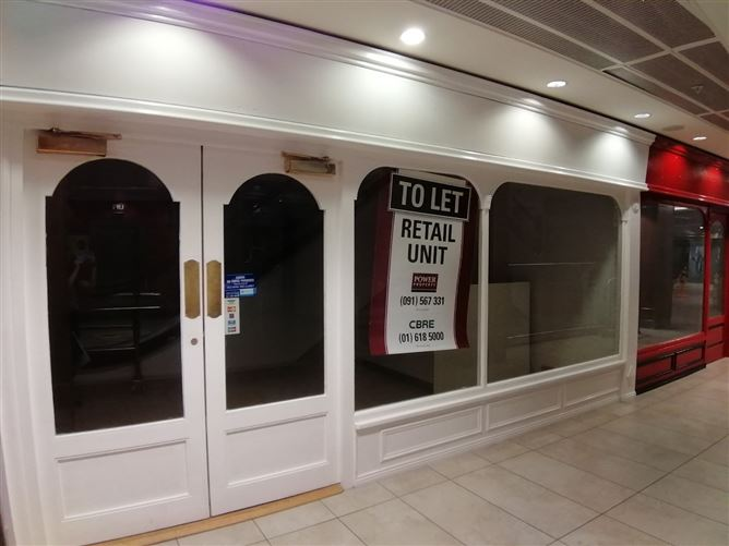 Main image for Unit 4, Level 1, Corbett Court Shopping Centre, City Centre, Galway City