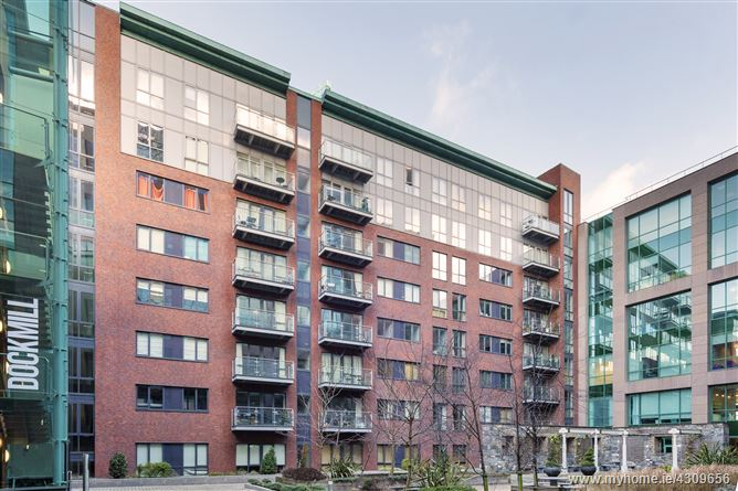 Apartment 42 Dock Mill, Barrow Street, Ballsbridge,   Dublin 4