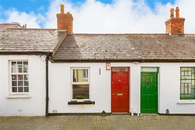 Main image for 58 Harty Place, off Clanbrassil Street, South Circular Road, Dublin 8