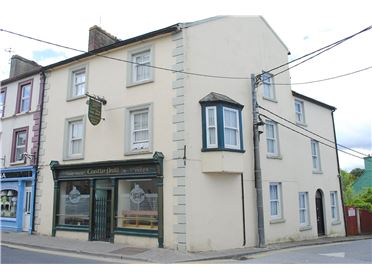 The Castle Grill Take Away, Residential & Commercial Premises, Main St, Lismore, Co Waterford
