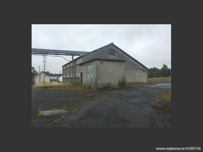 Former Odlums Mill, Sallins, Co. Kildare
