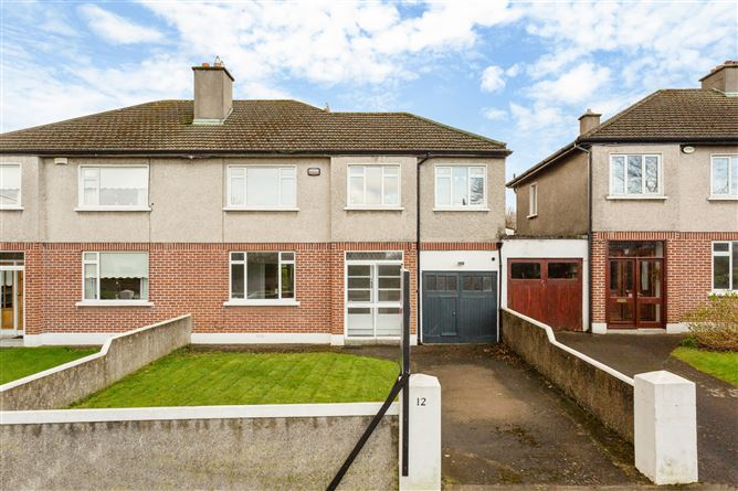 main photo for 12 Eden Park Rd, Goatstown, Dublin 14
