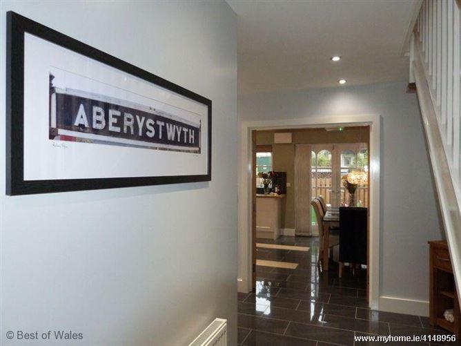 Ger y Môr,Aberystwyth, Ceredigion, Wales