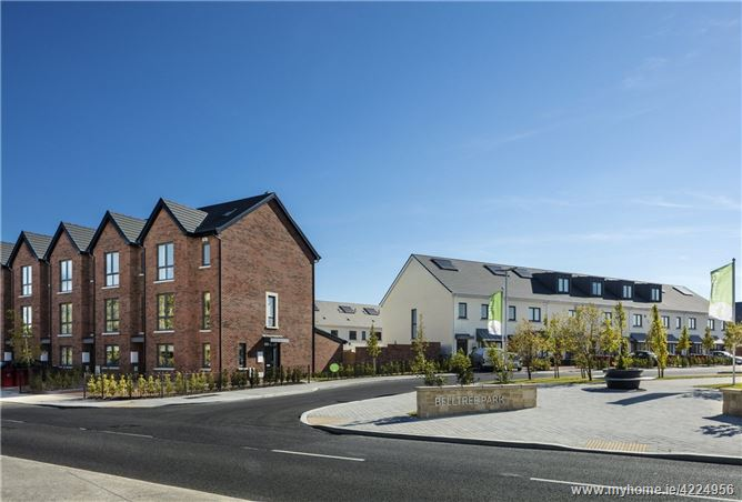Main image for Type C - 3 Bedroom Semi-D, Belltree, Clongriffin, Dublin 13