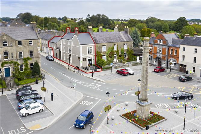 Main image for Emmet House, Emmet Square, Birr, Offaly