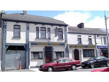 Photo of Gahan's Tavern/The Manley Hopkins, Main Street, Monasterevin, Co. Kildare