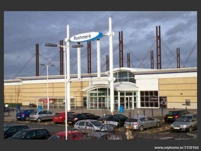 Rushmere Shopping Centre, Central Way, Craigavon, Co. Armagh