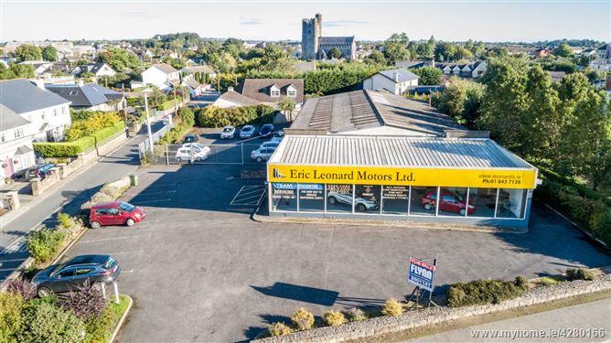 Site @ Eric Leonard Motors, Dublin Road, Lusk, Co. Dublin