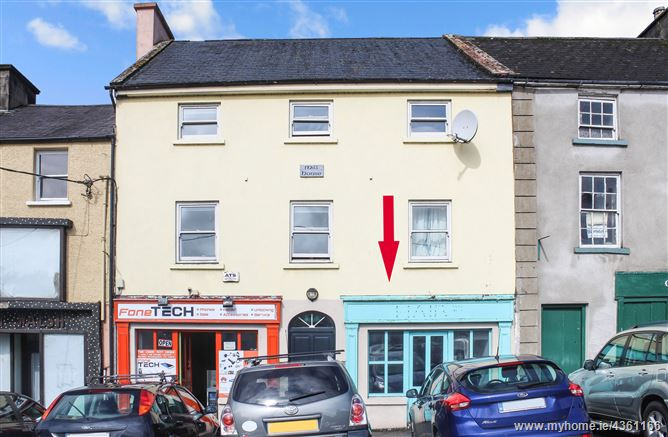 Ground Floor Retail Unit, Mill House, Church Street, Co. Clare