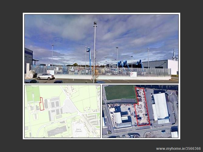 Main image of Axis Business Park, Compound/Yard for Lease, Tullamore, Offaly