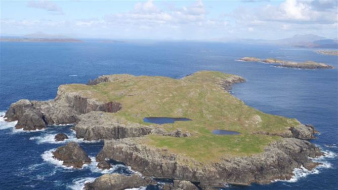 Main image for ARDOILEÁN, (HIGH ISLAND), Claddaghduff, Co. Galway