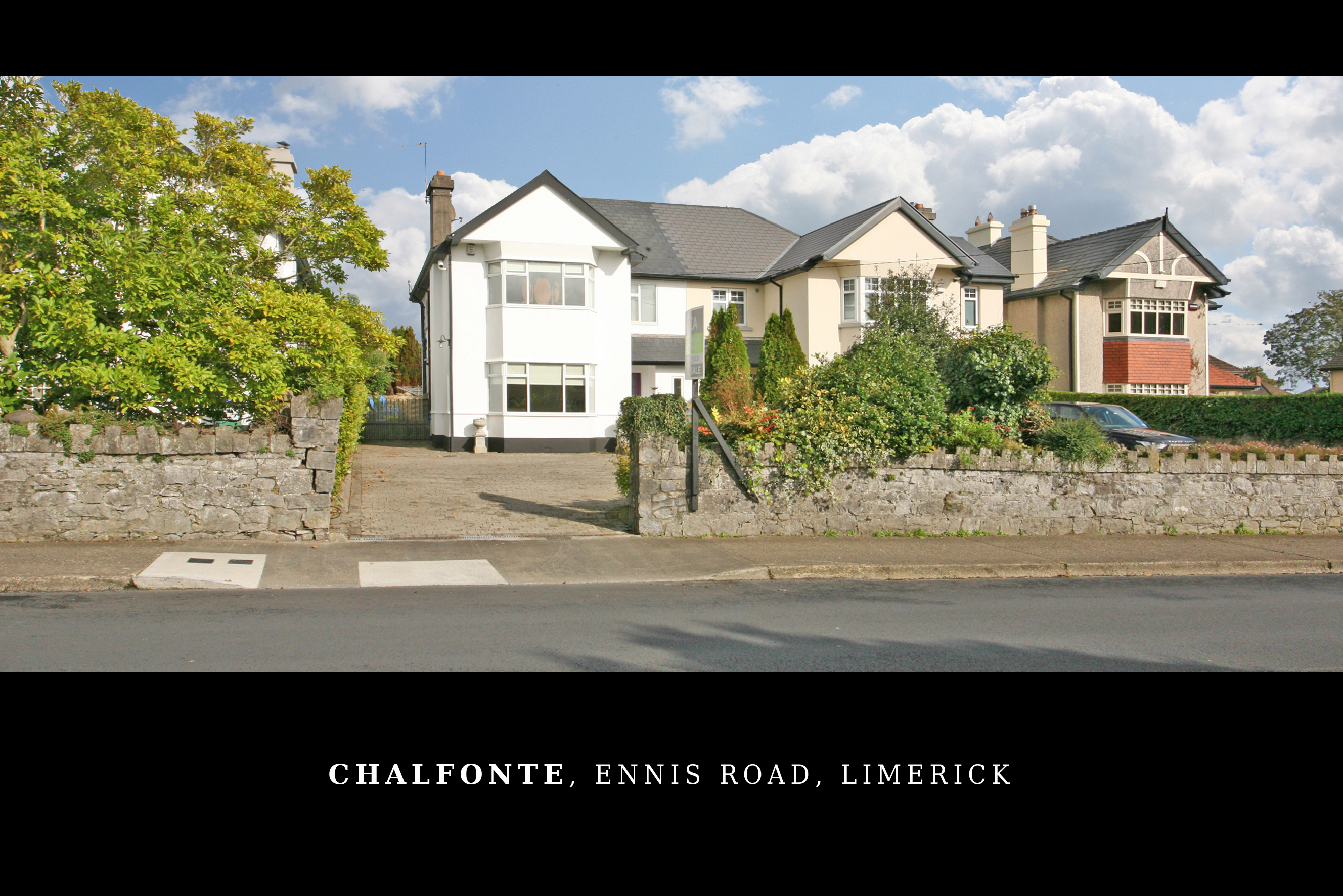 Chalfonte, Ennis Road, Limerick City