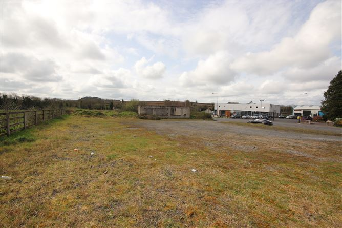 Main image for Commercial Site at Kilmead, Athy, Kildare