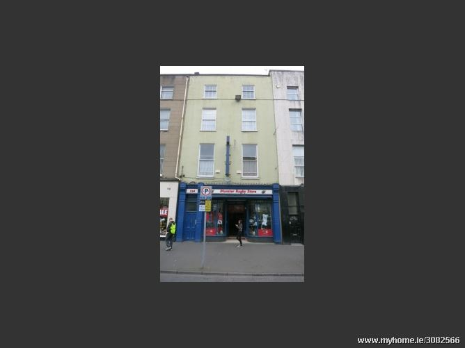 114 O Connell Street, City Centre, Limerick City, Co. Limerick
