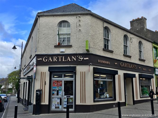 Gartlan's, Bridge Street, Carrick-on-Shannon, Leitrim