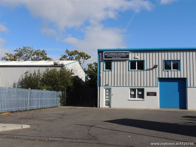 Unit 1C Charvey Industrial Estate, Rathnew, Wicklow